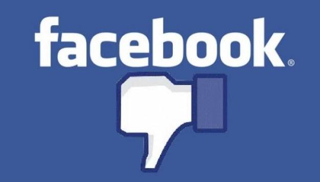 """Το Facebook """"έπεσε"""" για ακόμα μία φορά"""