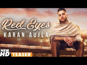 Teaser   Red Eyes   Karan Aujla Ft Gurlej Akhtar   Jeona & Jogi   Latest Punjabi Teasers 2020