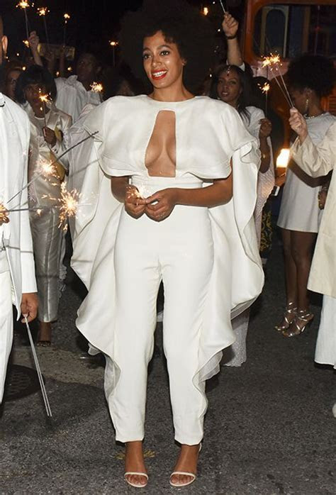 Fashion Timeline: All of Solange Knowles's Chic Looks from