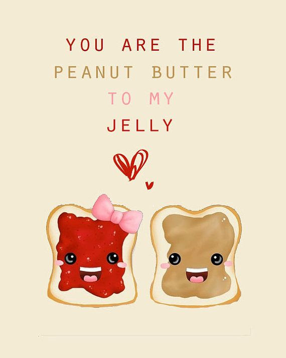 Peanut To My Butter Quotes