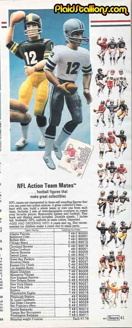 nfl action teammates