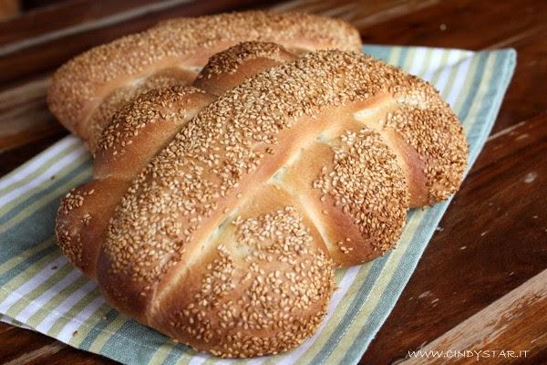 Cindystar Mafalda Sesame Sicilian Bread Bbd 30