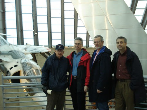 My brothers and I had the opportunity to take our father to Washington, DC to see the memorials  in 2007 and he talked of the trip for the rest of his lif