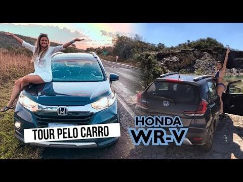 Tour pelo carro: WR-V Honda 2021 EXL