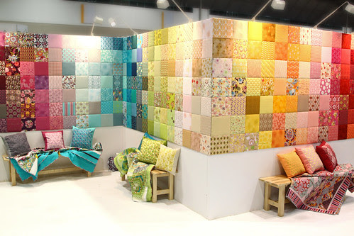 Art Gallery Fabrics Booth by jenib320