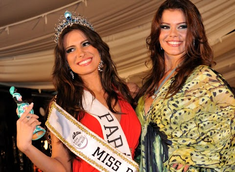 Kamilla Salgado is Miss World Brazil 2010
