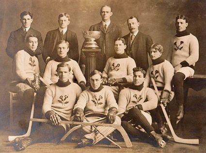 1907 Kenora Thistles team, 1907 Kenora Thistles team