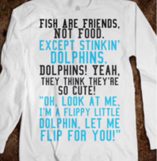 Sweater Sweatshirt Nemo Movie Disney Quote On It Fish Are