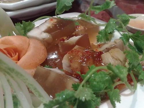 Teochew Shark Jelly