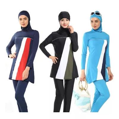 Baju Mandi Untuk Muslimah Apa Kabar Malay