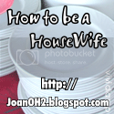 How to be a housewife
