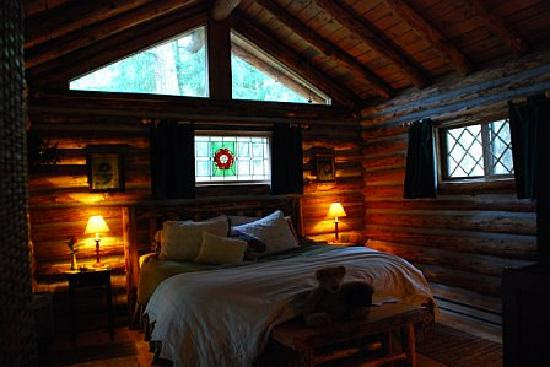 Guest House Log Cottages Whidbey Island Greenbank WA