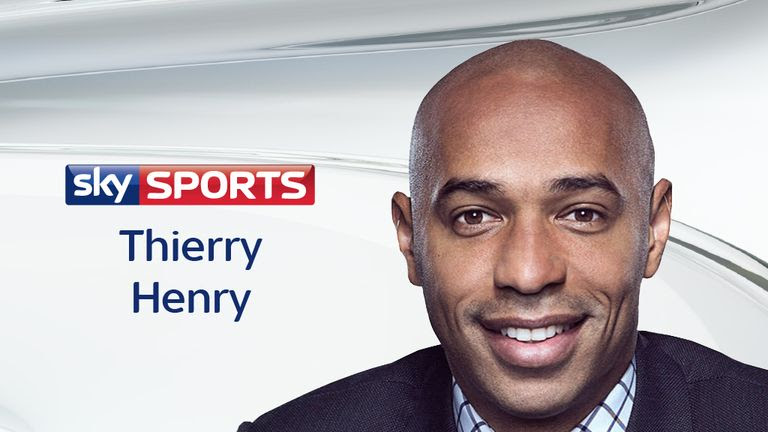 Thierry Henry says Arsenal need to recruit 4 top players to have a chance
