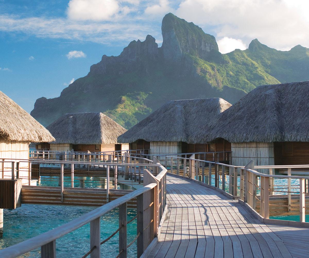 Four Seasons Resort Bora Bora - Voyagez avec e-Tahiti Travel