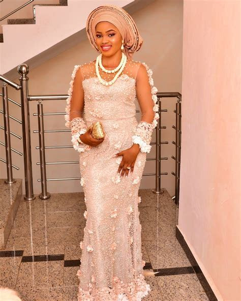 Creative Lace Gown Styles for Weddings you should try out