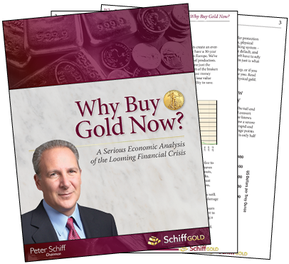 Why Buy Gold Now? - SchiffGold