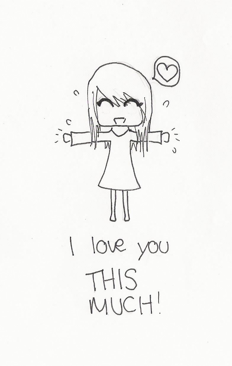 I Love You This Much By Xxrhalyisxx Love