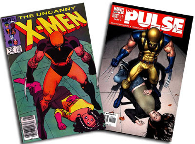 UXM #177 and The Pulse #9