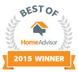 Master Key Systems America, LLC is a Best of HomeAdvisor Award Winner