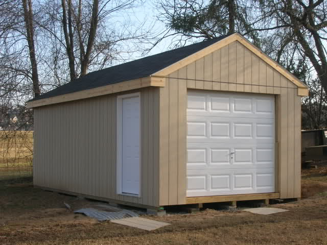 12 x 24 Shed Plans