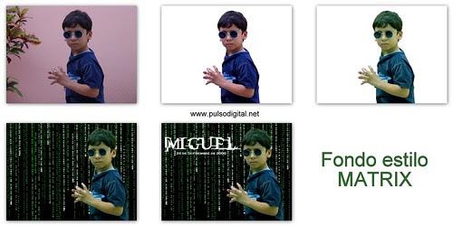 Cómo hacer un retoque fotográfico estilo Matrix