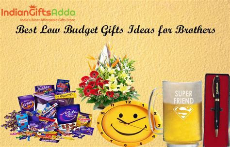 Best Low Budget Gifts Ideas for Brothers   IndianGiftsAdda