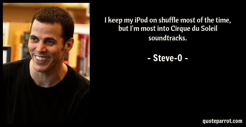 I Keep My Ipod On Shuffle Most Of The Time But Im Mos By Steve