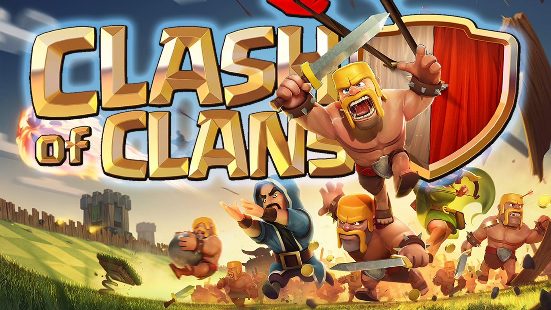 Clash Of Clans Images Sf Wallpaper