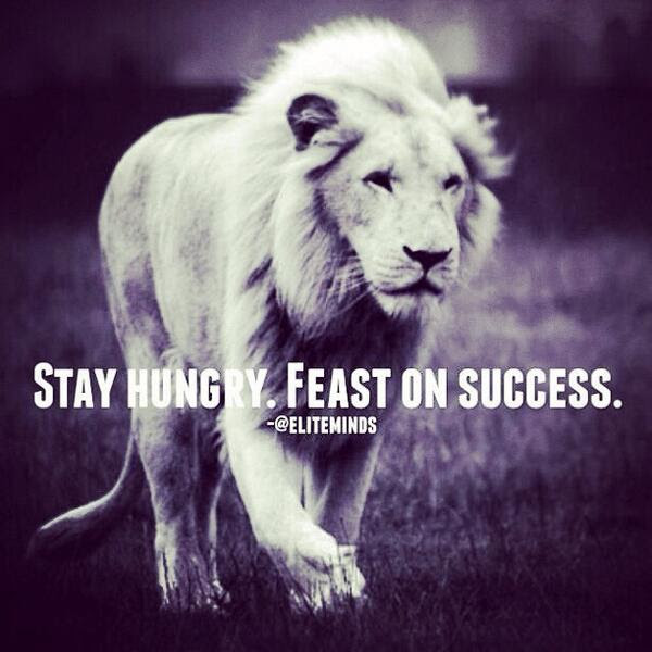 Funny Hungry Lions Quotes