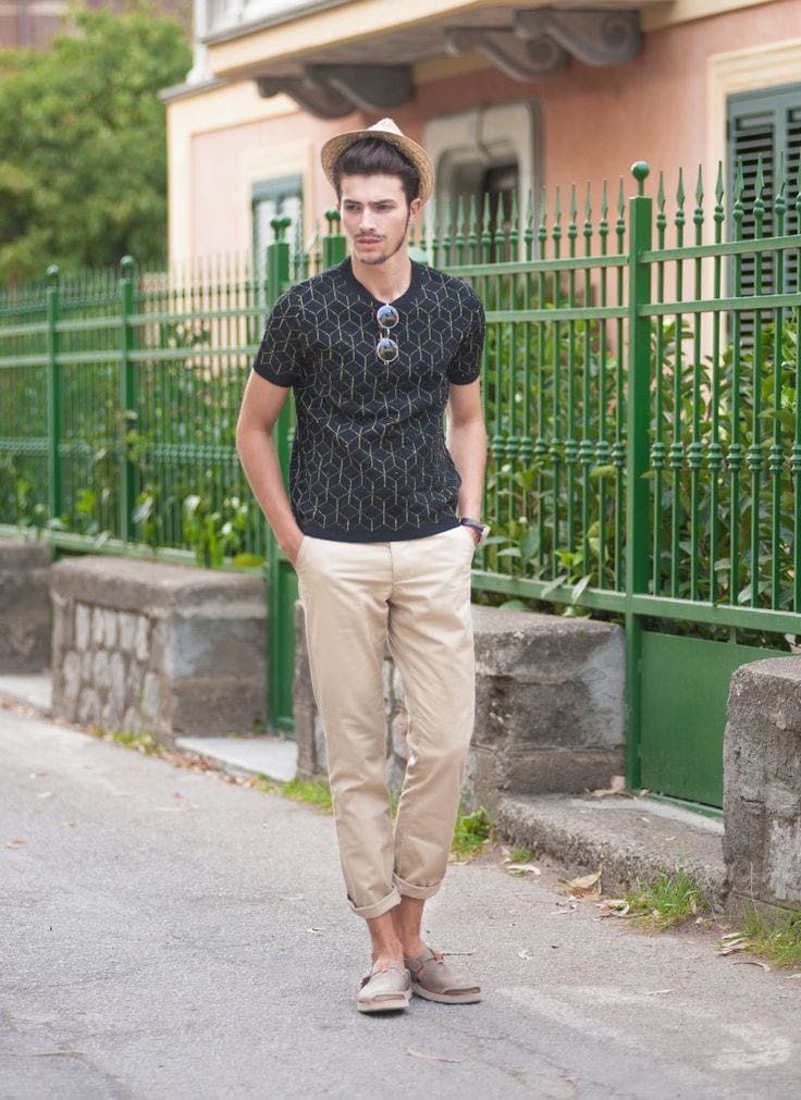 20 cool summer outfits for guys men's summer fashion ideas