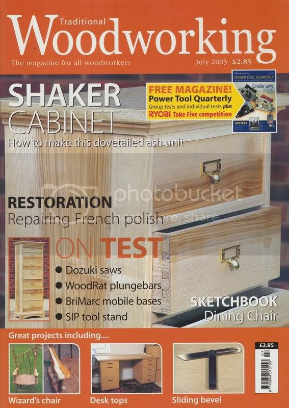share_ebook] Traditional WoodWorking Magazine Issue 158