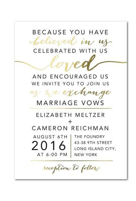 Typography Wedding Invitations   Wedding Invitations, Save