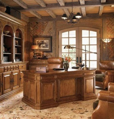 dramatic masculine home office designs comfydwellingcom