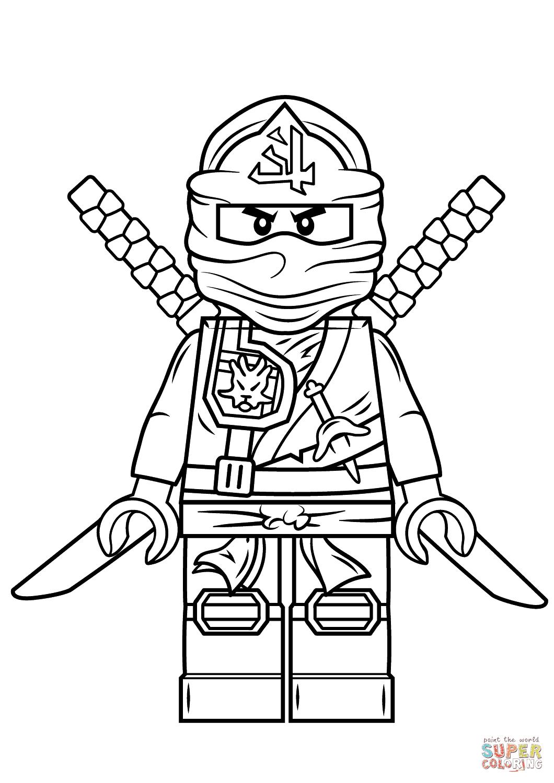Klick das Bild Lego Ninjago Green Ninja