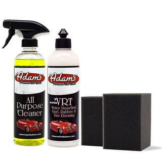 Adams Super Vrt Tire Trim Dressing Show And Shine Automotive Products Inc