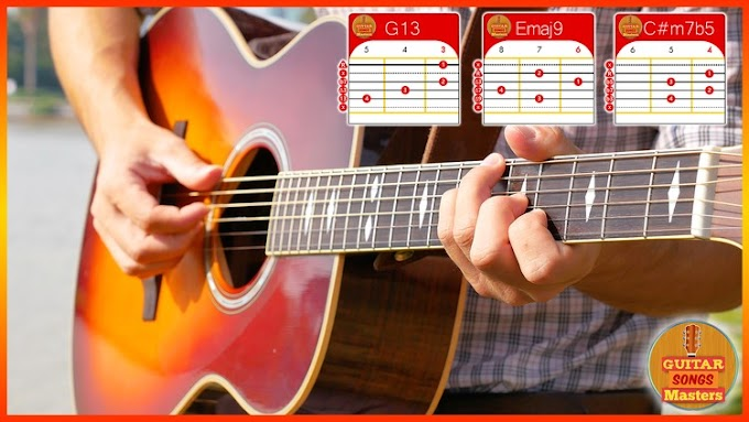 [100% Off UDEMY Coupon] - Master The 21 Jazziest Chord Shapes (Guitar)