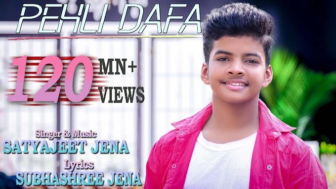 पहली दफा यूँ Pehli Dafa song lyrics Hindi | Satyajeet Jena Singer