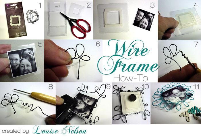 Wire louise how-to