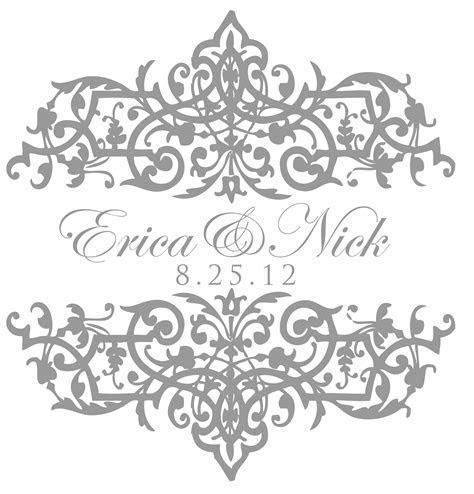 7 Wedding Logo Design Images   Wedding Design Company Logo
