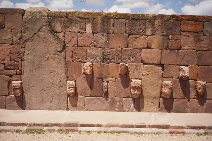 Los cráneos de Tiahuanaco
