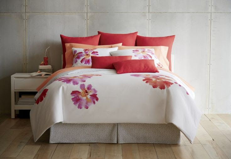 jcp home flower power 3-pc. twin comforter set