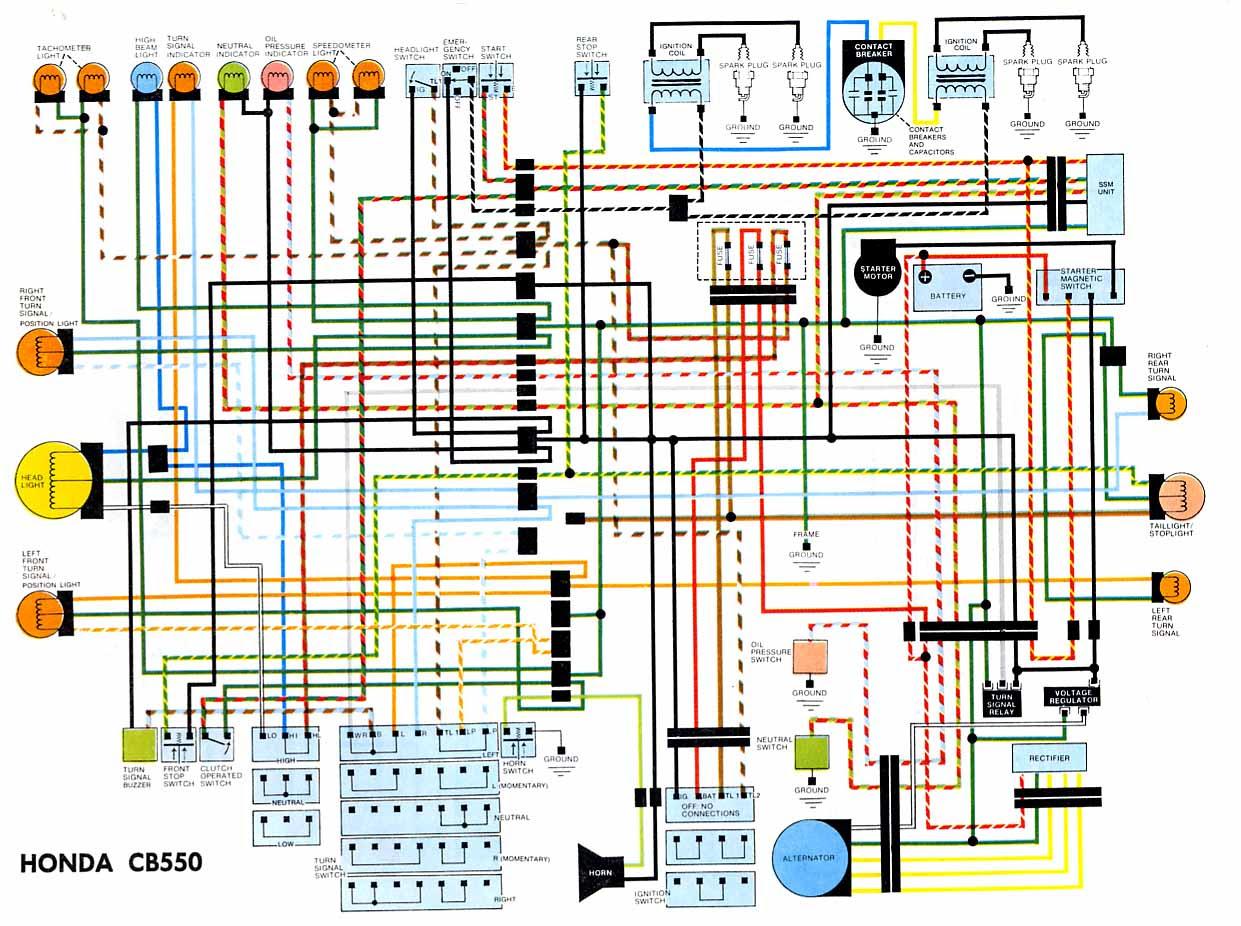 Cb750 Wiring Schematic