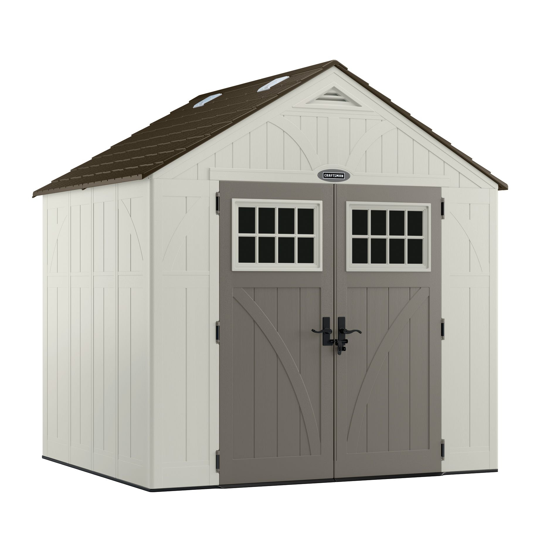 Craftsman 8 x 7 Storage Shed