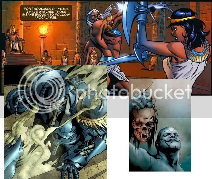 Apocalipse e o Clã Akkaba