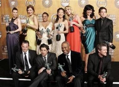 Grey's Anatomy Cast - Grey's Anatomy Photo (38492) - Fanpop