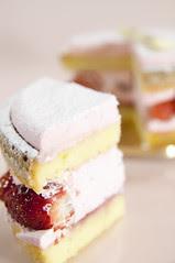 Pink Jjulekage, Dessert Cirkus, Shinjuku Isetan