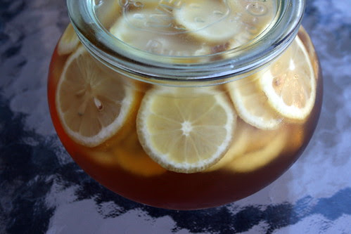 Lemon & Honey Base