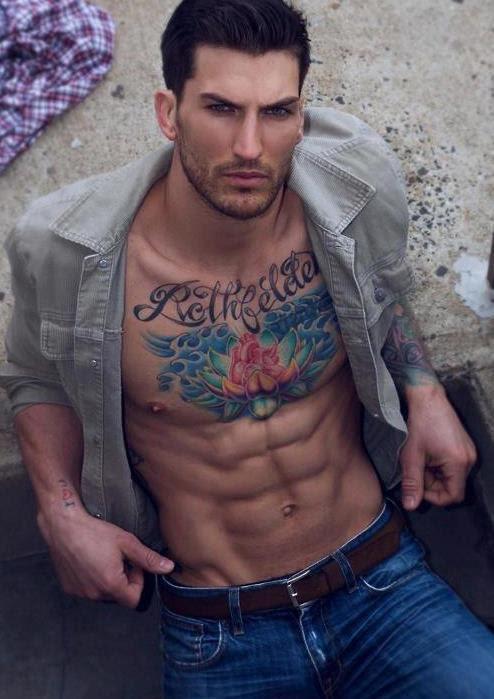 Hombres A La Moda Y Salud Moda Hombre Los Mejores Tatuajes