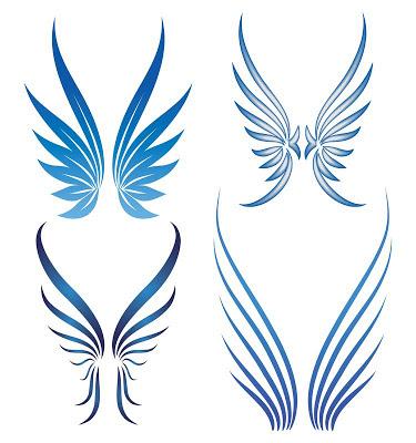 Angel Wings Tattooangel Wings Tattoo Ideas Aztec Tribal Tattoos