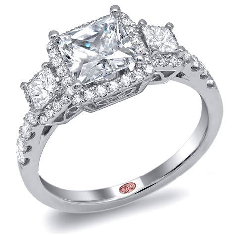 Designer Engagement Ring   DW6211